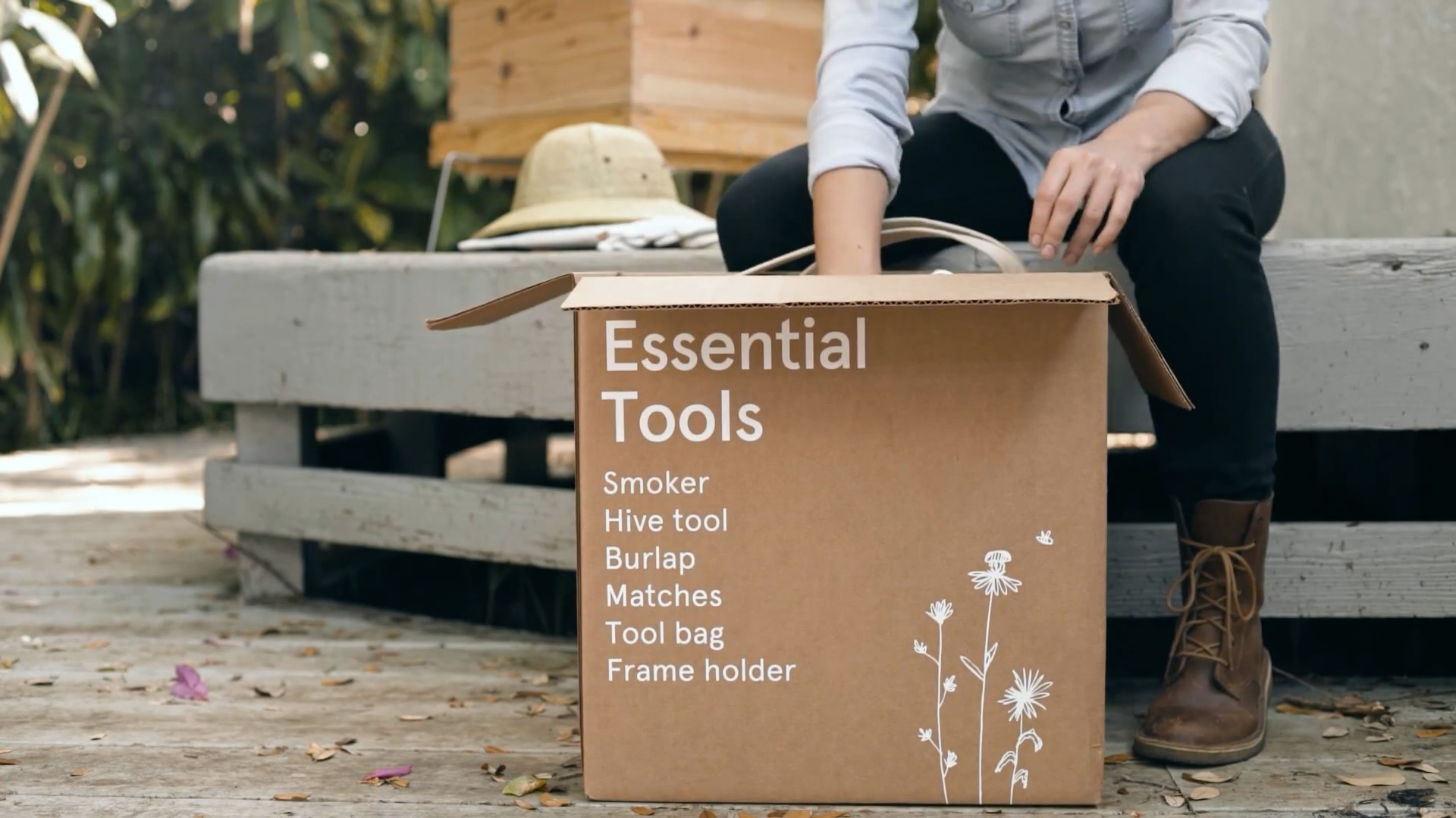 Get to know the basic tools original